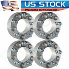 4X 2 Thick 5x5 5x127 Wheel Spacers 1 2 Studs Fits 2007 2016 Jeep Wrangler JK
