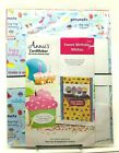 Annies CardMaker Kit of the Month Club Sweet Birthday Wishes Birthday Cards NEW