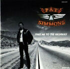 Patrick Simmons / Take Me To The Highway CD Doobie Brothers