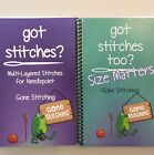 Needlepoint Stitch reference Book Got Stitches 1 Multi layered 2 Size Matters