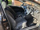 LARGER PHOTOS: Ford Fiesta Zetec 1.25 2014 Petrol Black First car excellent condition