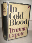 1st Edition In Cold Blood Truman Capote Memoir Film First Printing Crime