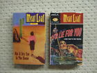 Meat Loaf Cassettes I'd Lie For You I'd Anything For Love Not A Dry Eye in the