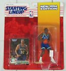 1994 Edition NBA JAMAL MASHBURN Rookie Dallas Mavericks Starting LineUp NIP
