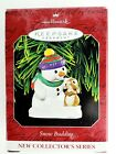 Hallmark Snow Buddies First in Series 1st Christmas Ornament