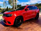 2012 Jeep Grand Cherokee SRT8 2012 JEEP GRAND CHEROKEE SRT8 - NEW 2019 TRACKHAWK BODY UPGRADE - CLEAN