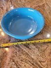 Fiestaware extra Large Bowl Peacock 64 oz XL Serving Bowl
