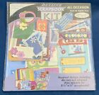 Remember When All Occasion Deluxe Scrapbook Kit NEW 12x12