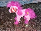 TY BEANIE BABY BEAR - CANTERS BBOM - WITH  PROTECTED TAG IN EXCELLENT CONDITION