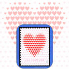 2020 MADE OF HEARTS Love Series USPS Forever MINT Individual Stamp  5431