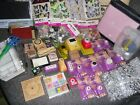 HUGE BUNDLE OF HOBBYCRAFT CRAFT ITEMS PUNCHES STAMPS + MANY MORE ALL NEW