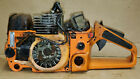 HUSQVARNA 50 RANCHER CHAINSAW PARTS SAW PART OUT TURNS OVER 50cc COLLECTOR WS86