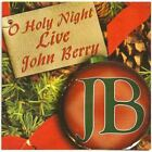 O Holy Night Live [Audio CD] Berry, John