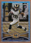 2012 Topps Chrome Football Blue Wave Refractor Checklist and Guide 37