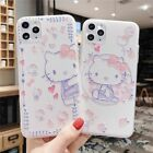 Cute Cartoon Hello Kitty Protective Case Novelty Skin For iPhone 11 Pro XR XS 7+