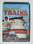 All About Trains for Kids DVD New free shipping