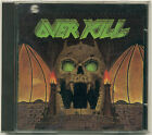 OVERKILL The Years Of Decay; 1989 CD Megaforce/Atlantic Records