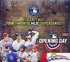 2018 Topps Opening Day Mlb Baseball Massive Factory Sealed Hobby Box With 36 Pac
