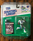 1989 Starting Lineup Curt Warner Seattle Seahawks Case Very Good Condition SLU