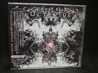 GHOST SHIP OCTAVIUS Delirium JAPAN CD ENHANCED Nevermore Liege Lord Warrel Dane
