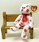 TY Beanie Baby Smooch The Bear With Tag Retired   DOB: February 14th, 2000