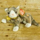 TY Beanie Babies Cappuccino Cat 2002 Retired Beanie Baby of The Month