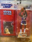 1996 Kobe Bryant Lakers ROOKIE SLU Starting Lineup Extended Figure Case Included