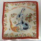 Vintage Children Handkerchiefs Various Characters & Themes Each Sold Separately