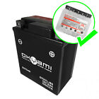 Motorcycle Battery Okyami 12V 6AH Aprilia Habana 150 cc Years 2003 2007