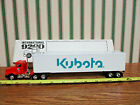 Kubota International 9200 Semi With Van Trailer By Scale Models 1 64th Scale