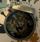 Plunder Design Jewelry Nativity Pendant  Chain Necklace Christmas Religious New