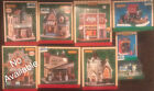 20 Items New In box Lemax Christmas Village- Sound- Lighted Building- Value $620