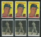Ted Williams Baseball Cards: Rookie Cards Checklist and Buying Guide 15