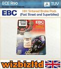 EBC Rear HH Brake Pad Sherco Trials 1.25cc (2T) 1999-2005 FA115HH