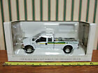 John Deere Ford F 250 SalesService Pickup With Mower By SpecCast 1 25th Scale