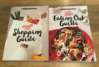 2015 WEIGHT WATCHERS BOOKS EATING OUT MENU GUIDE + SHOPPING GUIDE