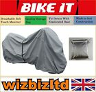 Ural 750 Red Star 2002-2006 [Extra Large Premium Raincover] RCOPRE03