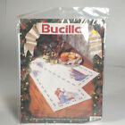 Bucilla Nativity counted cross stitch table runner kit Christmas birth of jesus