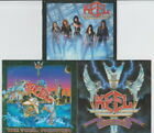 Keel 3CD SET (Right To Rock Final Frontier S/T) RARE