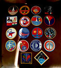 Vintage Lion Brothers Soviet Space Program Patches Lot Of 18