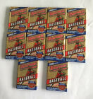 1993 bowman baseball pack lot 10 packs,unsearched,original box,Jeter Rookie?HOT!