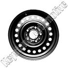 Refurbished 15X65 Black Steel Wheel 1992 99 BMW 3 Series Convertible 560 59186