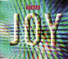 Staxx ‎– Joy BRAND NEW SEALED MUSIC ALBUM CD - AU STOCK