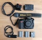 Nikon D300S 12.3MP SLR Body and accessories  (shutter count 44661)