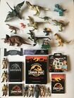 Jurassic Park Lot Jurassic World Electronic JW Dinosaurs/JP Action Figures/T-Rex