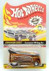 Hot Wheels Drag Bus GOLD Series 2nd Nationals Convention RLC 1 of 2712 RARE 18
