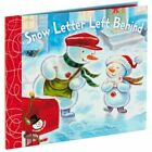 HALLMARK BOOK ~ SNOW LETTER LEFT BEHIND  STORYBOOK 15TH IN THE SERIES