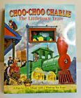 Choo-Choo Charlie The Littletown Train 3D Village Wind Up Toy Train Book COMPLET