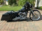 2017 Harley Davidson Touring 2017 SGS Custom Bagger Only 1341 miles