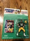 Vintage Kenner 1997 Starting Lineup NFL REGGIE WHITE #92 Green Bay Packers New
